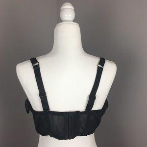 Adore Me Intimates & Sleepwear - Adore Me Halima Contour Plus black lace bra NWT